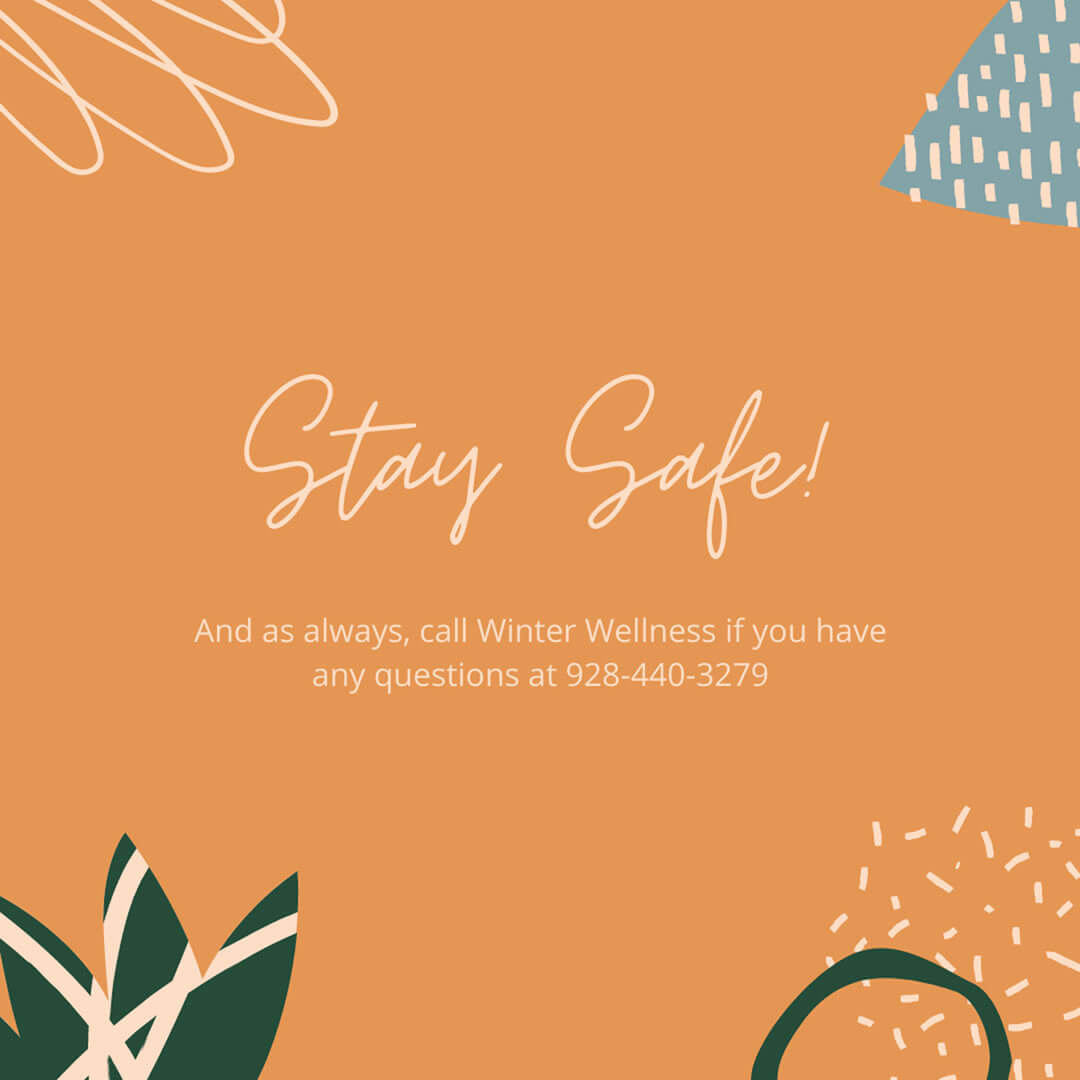 Covid Guide 5: Staying Safe